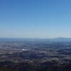 観音岳から森林公園