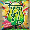 山芳製菓 ポテトチップス クリームソーダ味