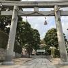 いつものように熊野神社へ