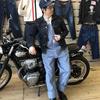バイクに跨る時に着たいジャケットその2 ステュディオダルチザン Gジャン 復活した1stタイプ
