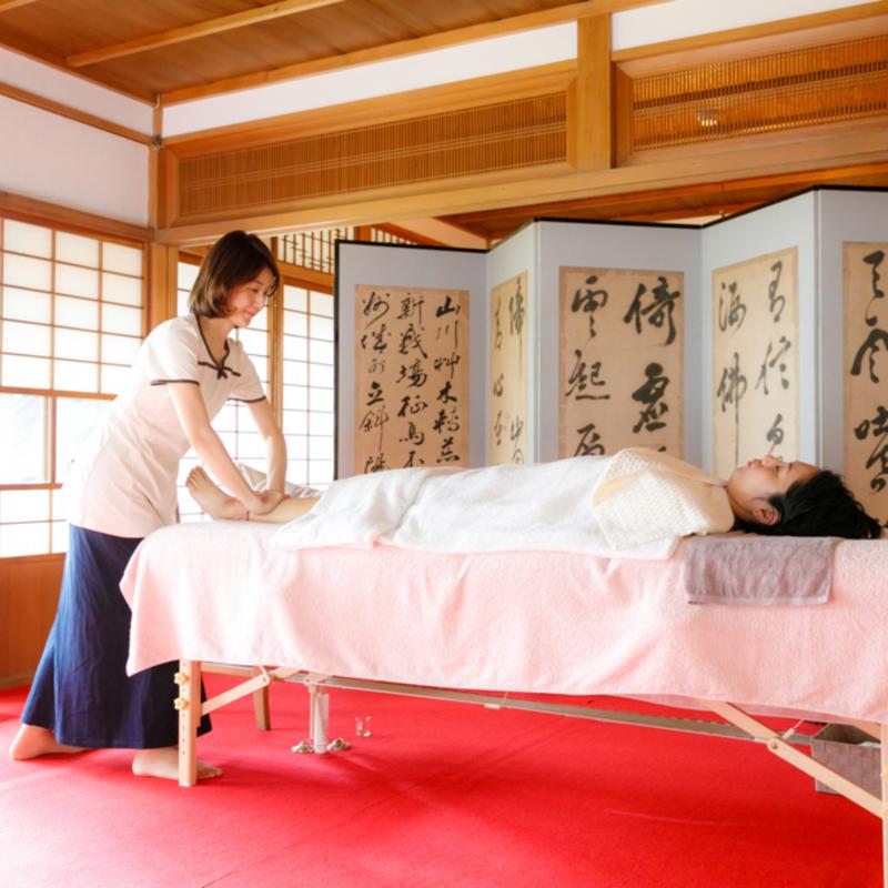 お寺で極上アロマセラピーを体験してみた❤