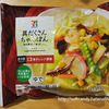 【セブンイレブン】野菜不足かなと思ったら、おすすめ!『具だくさんちゃんぽん』冷凍食品・ドイツ産のじゃがいもを二度揚げ『レンジでフライドポテト』