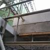 打ち放しコンクリ新築工事現場で、ひそかに活躍する部分補修技術