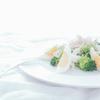 ダイエット中や食欲の出ない朝食に〜しっとり美味しい蒸し鶏と塩漬け卵のサラダ〜