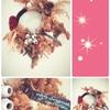 宮崎市雑貨屋 コレット~今年もやりますっ!すぐに定員に達してしまう『み花』さんのクリスマスリース教室!!
