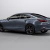 """ポリメタルグレーが採用された北米向けMAZDA6 """"Carbon Edition""""の実車画像。"""
