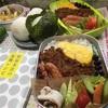 キーマカレー弁当と『麹屋本店の塩麹レシピ』
