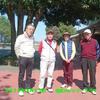3月15日 先月(2月)25日以来の、久しぶりのゴルフ。