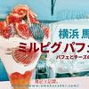 横浜【ミルピグ パフェ部】チーズ×果実のパフェを楽しめる!【関内 馬車道】