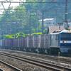 5月18日撮影 東海道線 二宮~大磯間 貨物列車2本