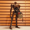 threeA Action Portable Popbot 4wayセット