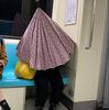 武漢肺炎(2020年2月8日) 台湾MRTで目撃された斬新な武漢肺炎感染予防対策?