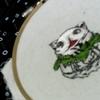 《刺繍》壺ミーティの刺繍の結果報告【メイドインアビス】