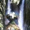 【熊野滝めぐり】那智四十八滝「陰陽の滝」に虹がかかるのを見てきた(和歌山県東牟婁郡那智勝浦町)