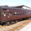 この1枚から 三つの時代を走り続ける旧型客車・国鉄オハフ33