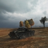 戦車レビュー T-54 lightweight