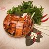 """Đặc sản heo tộc – Món ăn """"gây nghiện"""" của Nhà hàng Quá Ngon"""