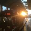 世田谷線に乗って。