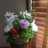 お盆のお花💐&発酵テリーヌ😋