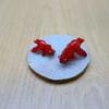 【工作動画】樹脂粘土を自作して金魚を作ってみた