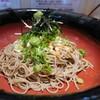 【そば処 とんぼ】蕎麦で腹いっぱい!3玉までは同一料金で楽しめます(西区横川町)