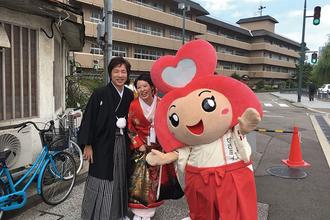 2018年5月27日「せせらぎ縁結びまつり2018」開催!香林坊せせらぎ通りにある「貴船神社」のお祭りです!