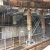 東海道線支線地下化工事南2工区の状況 2018-09-29