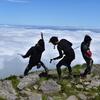 野人と行く限界ギリギリの無謀な旅Ⅳ【岩木山登山】ノープランで行くロックンロールな旅