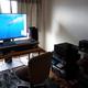TV用壁寄せスタンドで机周りをすっきり その2