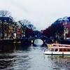 雨の日のアムステルダム散歩。水の都は曇り空でも「いい感じ」その理由とは?【オランダ旅行】