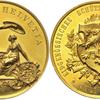 スイス連邦フラウエンフェルト1890年射撃大会メダル