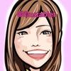 iPadproで描いた 山口真帆さんの似顔絵と似顔絵が出来上がるまで。