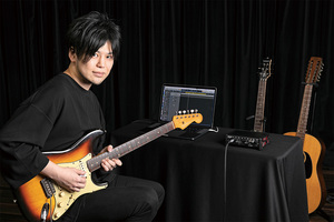 TASCAM US-HRシリーズ × 山口和也 〜原音再生を追求するオーディオI/O