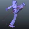 【MEL】Mayaでモーションパスを手軽に作成・削除