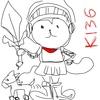 マヤ暦 K135【黄色い戦士】思いやりをもって接する事にチャレンジ~!!