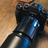 XF90mmF2 苦手意識の中望遠レンズ