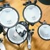 レビューデビュー 電子ドラムTD-1KPX-S(下の上レベル者)①/2