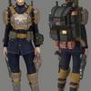 【Fallout4】どんなアーマーでも透明化させる服を作成