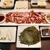 【孔徳】トルティーヤで食べる贅沢鴨肉セット@오리도시/オリトシ