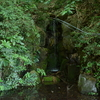 島根県の某所の滝