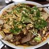 福富町仲通の「青香延」で東北菜、川菜