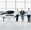 Lilium unveils five-seater air taxi prototype...
