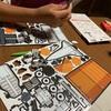 入院中の暇つぶしに最適!紙(神)すぎるダイソーの3Dパズル!