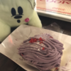 【2019】ディズニーハロウィンのスイーツ食べてきた!紫イモ・カボチャづくし