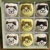 巷で話題のネコ和風マシュマロ?猫鳳瑞(ほうずい)のお味は?買ってみました。【食べ物のこと】