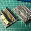テールライトLED化計画Ver.2 回路製作その5/基板間配線