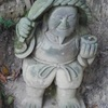 不思議な神像