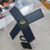 本当にありそうでなかったね、傘で発電できるソーラーキット。9450円で充電可能