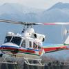 元岩手県防災ヘリが長野県防災ヘリ代替機として運用開始