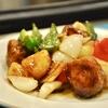 豊洲の「やじ満」で回鍋肉、酢豚。